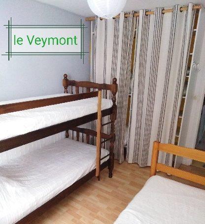 chambre triple Veymont