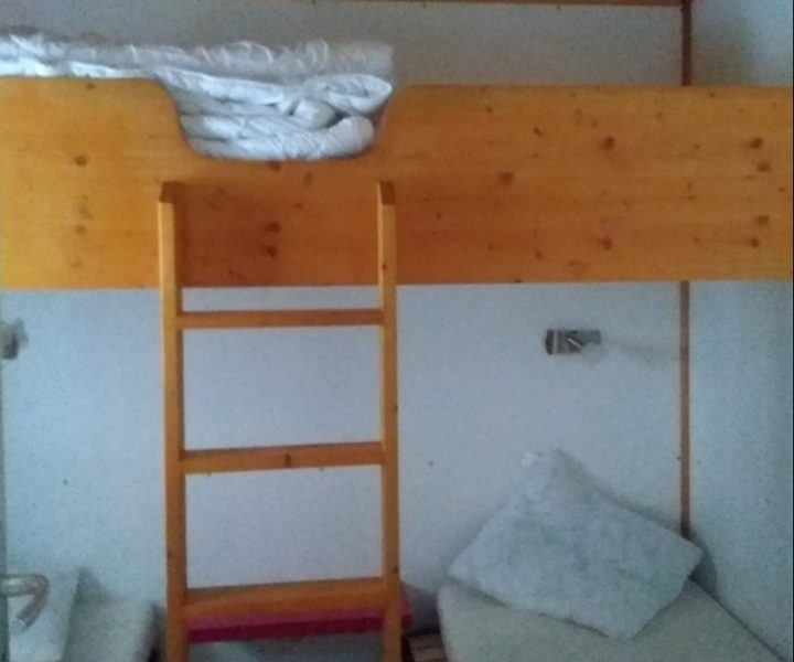 chambre triple chalet